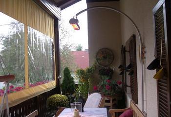 Sonderanfertigung - Balkon