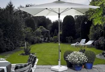 Fahrbare Schirmständer
